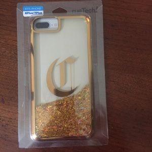 iPhone 6/7Plus glitter case